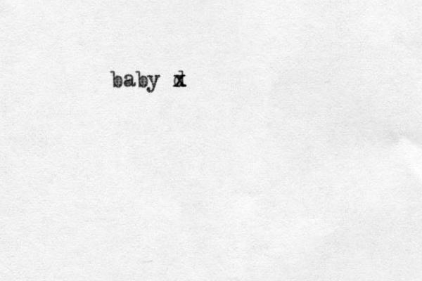 baby d x x