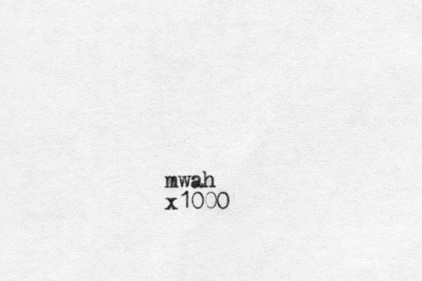 mwah h x1000