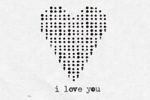 .:::. .:::. :::::::.::::::: ::::::::::::::: ' ':::::::::::::' ':::::::::::' ':::::::::' ':::::::' ':::::' ':::' ':' i love you